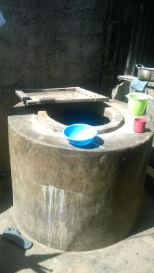 Fig.3. Tanque de água no formato circular