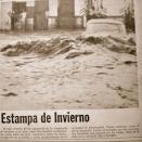 Arroyo (flash-flooding). Barranquilla. 1982, local press archives.