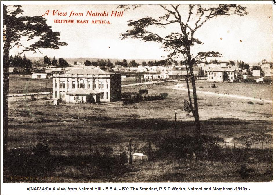 Nairobi Old - 3